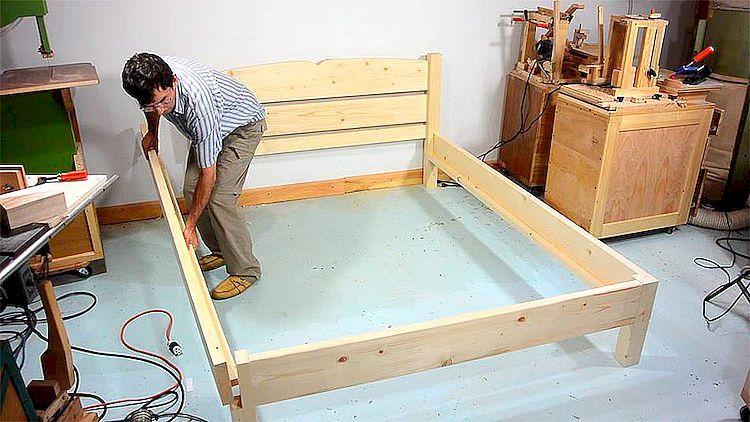 Savršeni krevet uradi sam